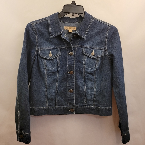 Nine West Vintage America Collection Jacket Size M